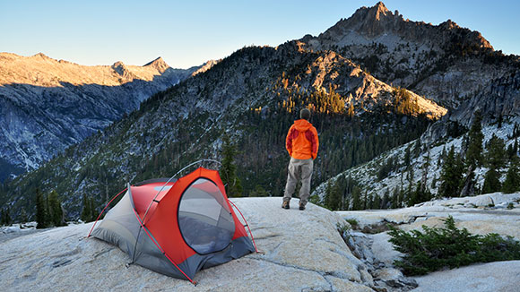 camping tahoe guided